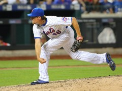 Bullpen Notes: Mets Haven't Ruled Out Re-Signing Tyler Clippard