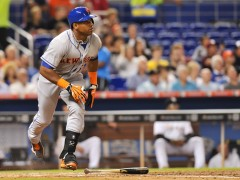 Mets Take Sole Possession Of First Place After 12-1 Rout Of Marlins