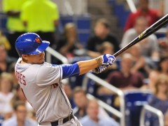 Who Should Get More Playing Time In NLDS, Flores or Tejada?