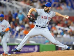 Pitching Analysis of Jon Niese's Effectively Wild Night vs. Miami Marlins