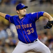 Harvey Leads Mets To 8-6 Win To Complete Sweep Of Marlins