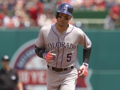 Rockies Are Shopping Carlos Gonzalez, But He's Not A Good Fit For Mets