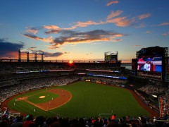MMO Fan Shot: The Beauty and Magic of Mets Baseball