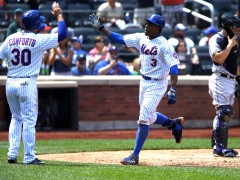 Mets Score 12 Against The Rockies To Complete The Sweep