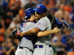 Familia Notches 33rd Save, But Not Without Some Big-Time Jitters