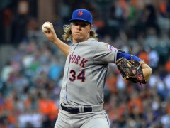 NLDS Game 2 Thread: Mets vs Dodgers, 9:00 PM – Thor's Hammer Time!
