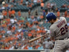 Murphy Is Having Another Solid Season, Will He Be A Met Next Year?
