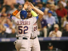 Yoenis Cespedes Erupts With Three Homer, Seven RBI Night
