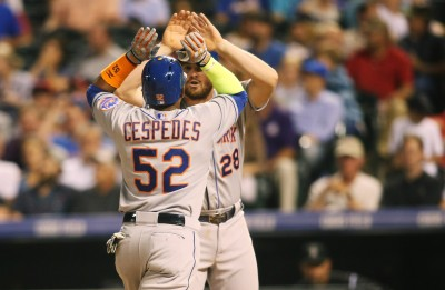 Mets Blast Their Way To 14-9 Win At Coors Field