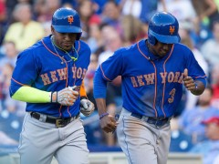 Mets Win 5th Straight Over Phillies 6-5