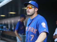 There Is No Timetable For Travis d'Arnaud's Return