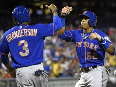 Should Mets Sell High on Granderson and Re-Sign Cespedes