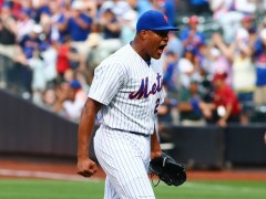 Armed With New Lethal Splitter, Familia Notches 35th Save
