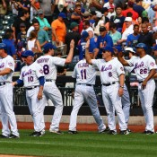 First Place Mets Have Arrived Earlier Than Experts Expected