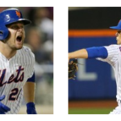 Duda and Syndergaard Named Co-NL Players of the Week