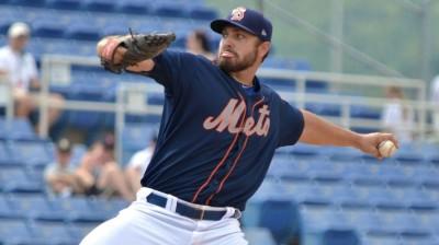 Mets Add Lefty Josh Smoker To 40-Man Roster
