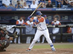 David Wright Played Eight Innings With Two Hits In St. Lucie