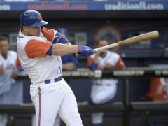 David Wright Goes 3-for-4 For St. Lucie