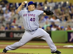 Colon Hurls A Complete Game Shutout In Mets 7-0 Win Over Marlins
