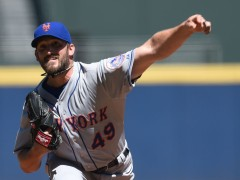Niese Readies For Postseason Role With Relief Appearance