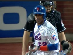 Collins Warns Retaliation After Cespedes Is Drilled By Koehler
