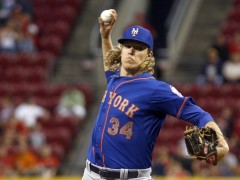 Offense Explodes, Syndergaard Stymies Reds, Mets Magic Number At One!