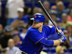 Lucas Duda's Struggles In Postseason Have Hurt Mets