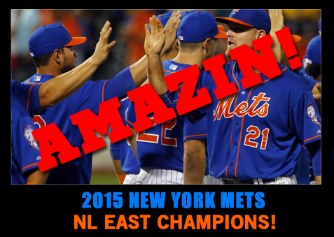2015 NL EAST CHAMPS!