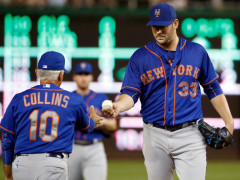 Warthen: Matt Harvey Has Not Been Abused