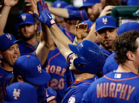 wright Mets win