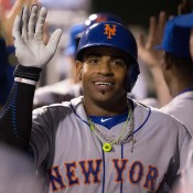 Yoenis Cespedes Has Found His Way Into The NL MVP Discussion