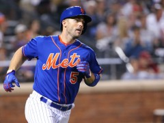 Wright Drives Home Game Winning Hit Against Miami