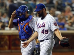 Jon Niese Just Couldn't Resist, Takes Shot At Mets Defense