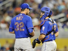 Matz Solid In Return, Says Blister Isn't Serious