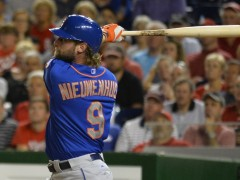 Kirk Nieuwenhuis Claimed Off Waivers By Brewers