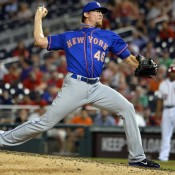 Tyler Clippard Remains Unavailable With Stiff Back