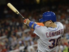 Who Has Been The Mets' Top Rookie: Syndergaard Or Conforto?