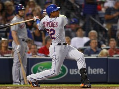 Cespedes Drives In 3 As Mets Crush Braves 5-1