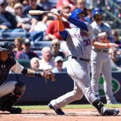 Conforto Collects Two More Hits, Now Has A .925 OPS