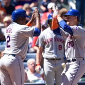 Never Say Die! Mets Complete Sweep Of Braves 10-7 In Comeback Fashion!