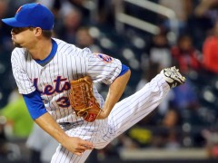 Logan Verrett Sparkles In His Second Spot Start For Mets