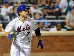 D'Arnaud Received PRP Injection, Will Remain Shut Down