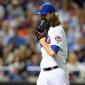 DeGrom Will Not Be Skipped In Rotation, But Verrett Still Pitching Tuesday
