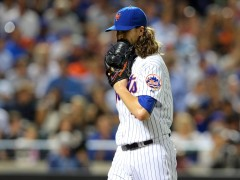 The Z Files: DeGrom Has 6.41 ERA Over Last Five Starts