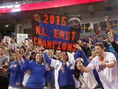 For Die-Hard Mets Fans, The Joy Is Indescribable