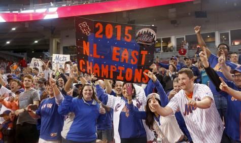 2015 NL East Champions Fans