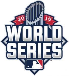 2015 World Series logo
