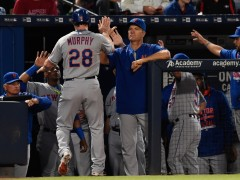 "Mets Playing and Winning With A ""Silent Confidence"""