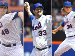 MMO Roundtable: Which Mets Starting Pitcher Will Have The Best Season?