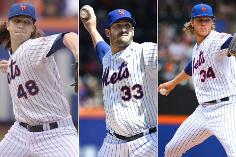 degrom harvey syndergaard